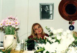 Annem İTO Cemile Sultan Korusu İşletme Müdürü'yken...