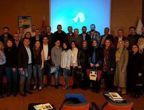 Çalışan Sağlığı Güvenliği Çalıştay Katılımcıları